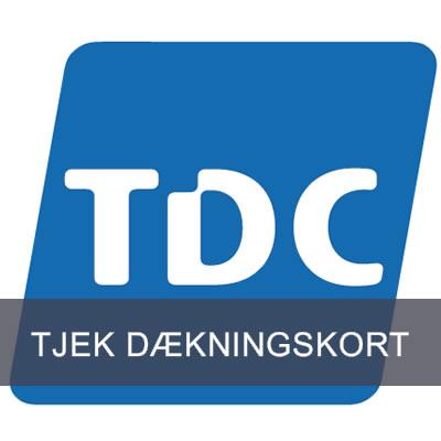 TDC Netværk dækning