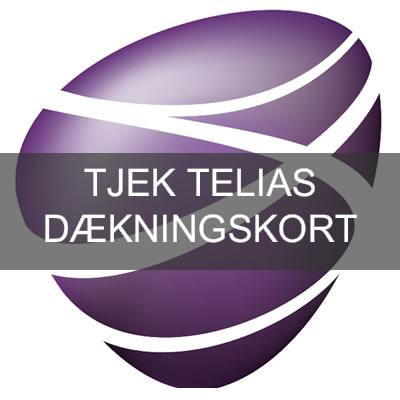 Telia Netværk og dækning