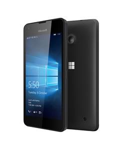 Anmeldelse af microsoft lumia 550