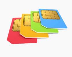 Fri data på mobilen
