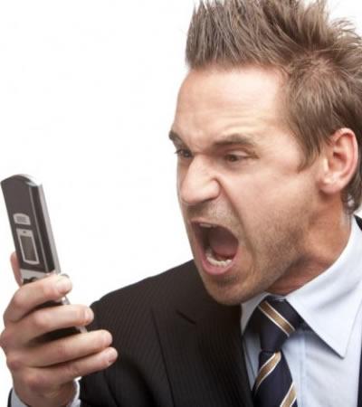 om dårlig mobildækning