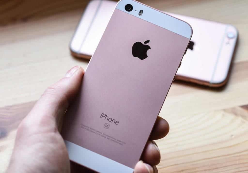 Iphone SE priser