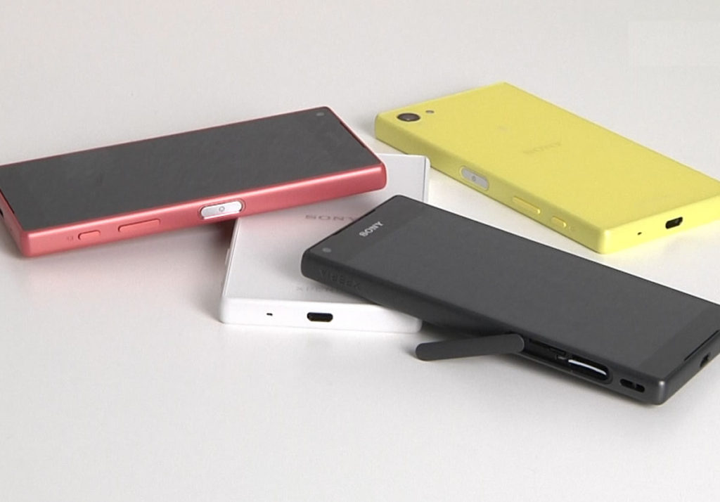 Sony Xperia Z5 copact priser