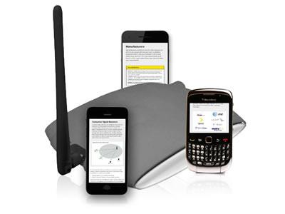 Mobil signal antenne forstærker