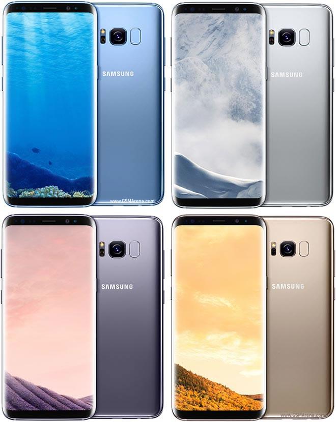 Samsung s8 priser