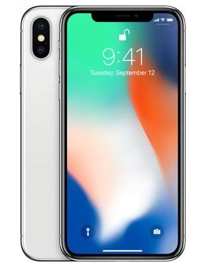 Iphone X priser