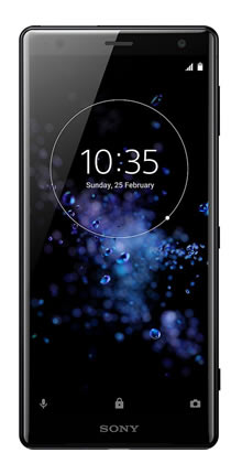 Sony zx3 mobil anmeldelse