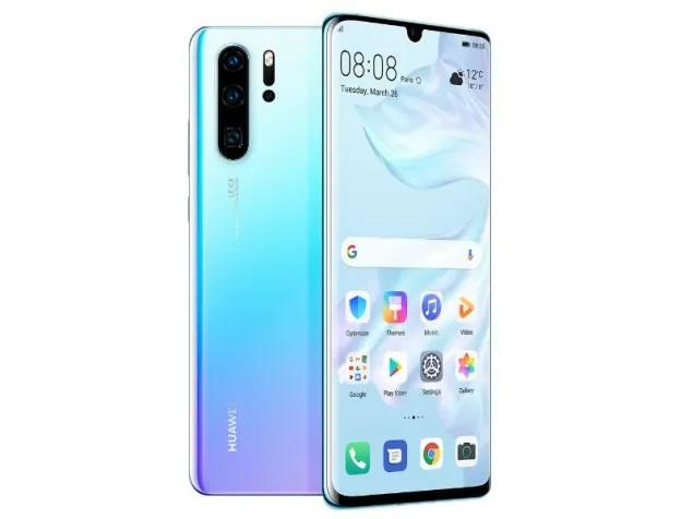 Huawei p30 Pro billeder