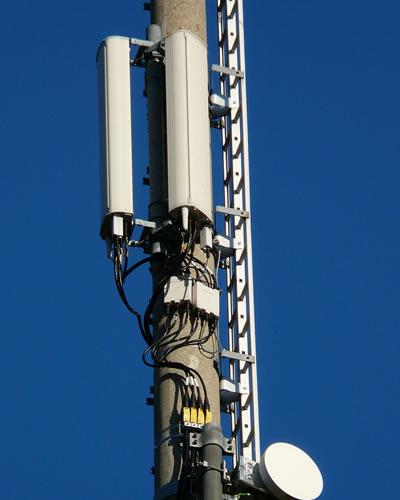 information om mobilstråling 5G